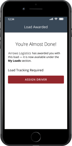Assign a driver
