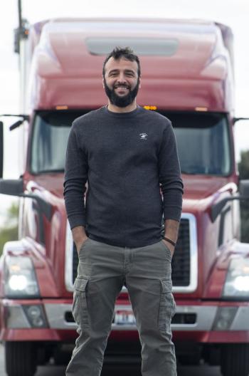 Find truck loads using Truckstop.com.