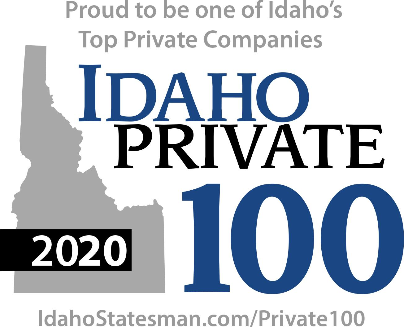 Top Private 100 Idaho