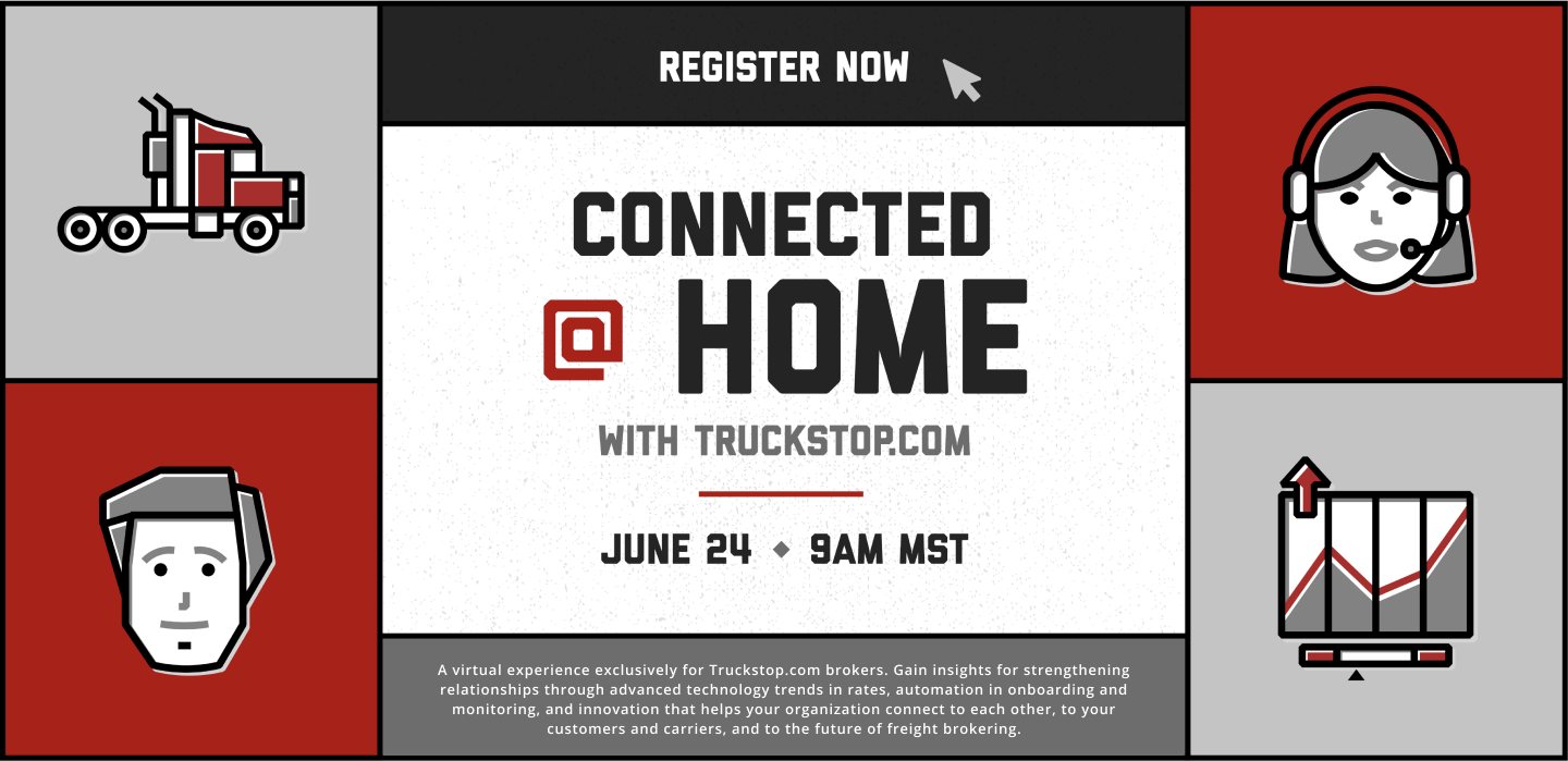 Register for Connected at Home.